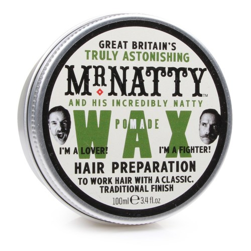 Mr.Nattys Pomade Wax Hair Preparation - Воск для волос 100 гр