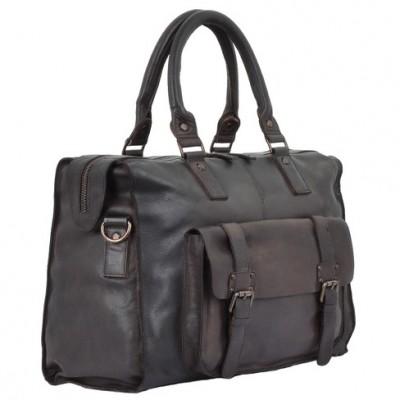 Дорожная сумка Ashwood Leather  7997 Weekend Holdall Brown