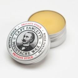 Captain Fawcett Private Stock Moustache Wax - Воск для усов 15 мл