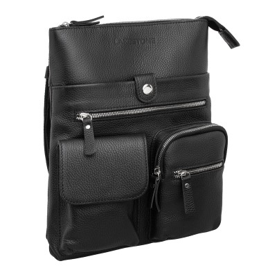 Мужская сумка через плечо Rupert Black