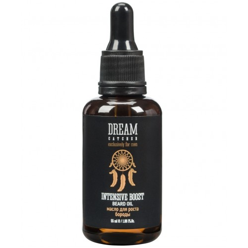 Dream Catcher Intensive boost - Масло для роста бороды 55 мл