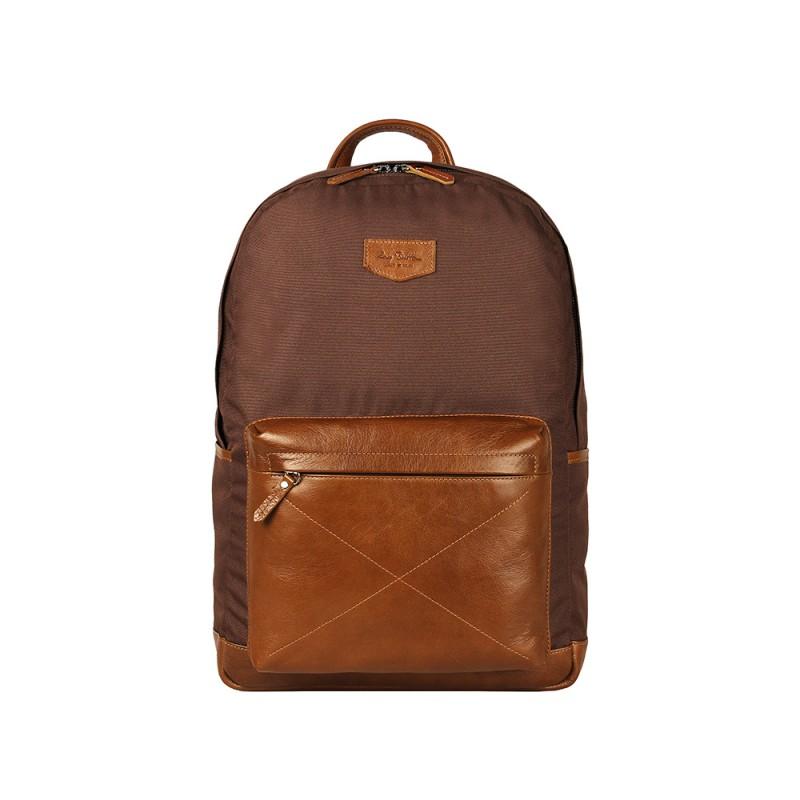 Мужской рюкзак Rugby Brown x Tan