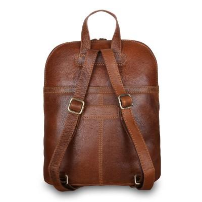 Мужской рюкзак из натуральной кожи Ashwood Leather M-65 Tan