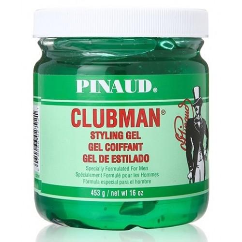Clubman Styling Gel - Гель для укладки средней фиксации 480 мл