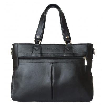 Мужская сумка Lentini black (арт. 1013-01)