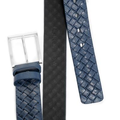 Ремень мужской Lakestone Abbots Dark Blue