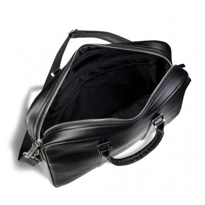 Деловая сумка BRIALDI Borno (Борно) black