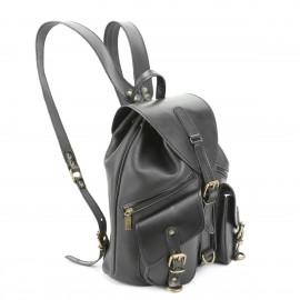 Кожаный рюкзак мужской RELS Pilot 84 0528