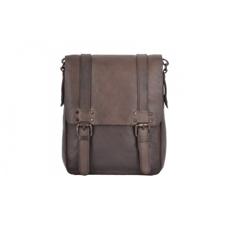 f5232a5465ce Сумка через плечо Ashwood Leather 7995 Brown - купить в Москве с ...