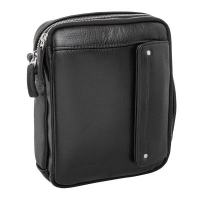 Мужская сумка через плечо Coape Black