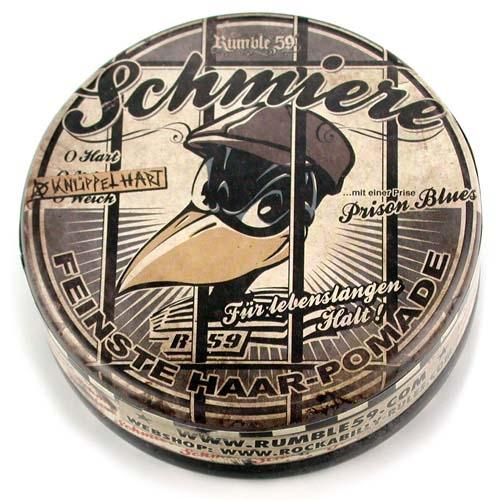 Schmiere Special Edition Rock Hard - Помада для укладки волос сверхсильной фиксации 140 гр