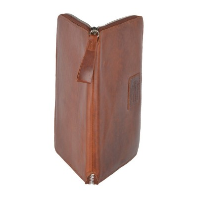 Папка Ashwood Leather 1660 Chestnut