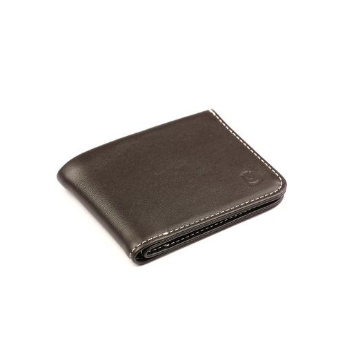 Бумажник Alen compact brown