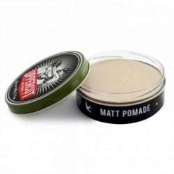 Uppercut Deluxe Matt Pomade - Матовая помада для укладки волос средней фиксации 100 гр