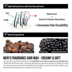 Swagger Hair Stunner Wax Creamy & Soft - Воск кремообразный средней фиксации 50 гр