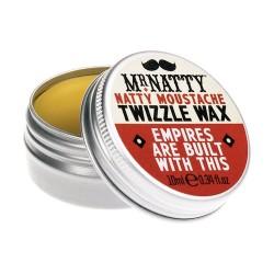 Mr.Nattys Moustache Twizzle Wax - Воск для закручивания усов 15 мл