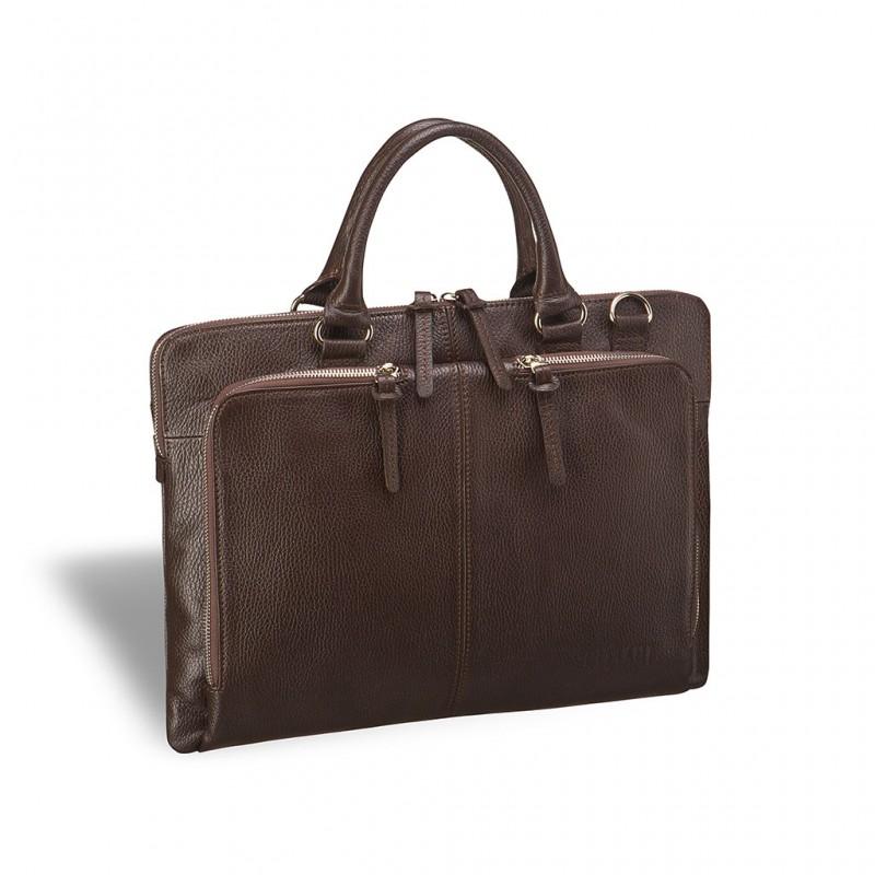 Деловая сумка BRIALDI Sydney (Сидней) brown
