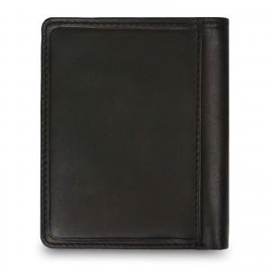 Бумажник Visconti PLR70 Piana Black/Blue