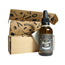 Moyaboroda Beard Oil - Масло для бороды Релаксация и восстановление 30 мл