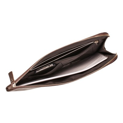 Папка для ноутбука Bampton Brown