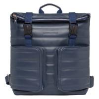 09ce4e1708e7 Рюкзак Parson Dark Blue - купить в Москве с доставкой по всей России в  интернет магазине Gentley