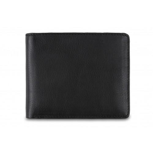 Бумажник Visconti Bond BD10 M Black/Cobalt/Green