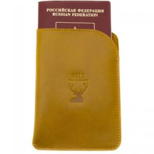 Чехол для паспорта RELS Gamma Wild 72 1118