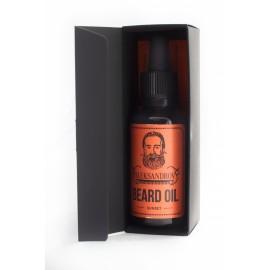 Aleksandrov Beard Oil Sunset - Масло для бороды Закат 30 мл