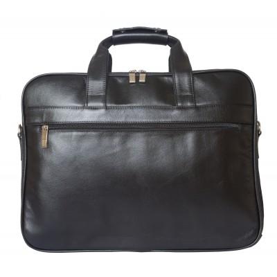 Мужская сумка Lamberto black (арт. 1008-01)