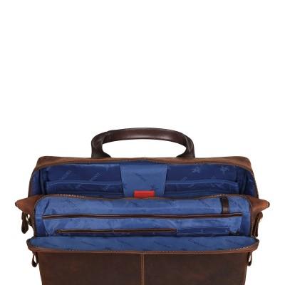 Мужская сумка из кожи Visconti TC84 Hugo
