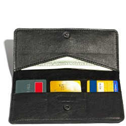 Бумажник BRIALDI Trapani (Трапани) black