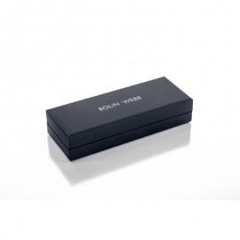 Bolin Webb R1 - Бритва черная, Gillette Mach3