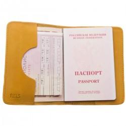 Обложка на паспорт RELS Alabama Western 72 0387