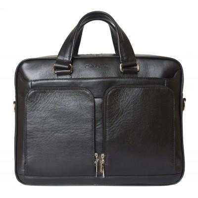 Мужская сумка Riace black (арт. 1015-01)