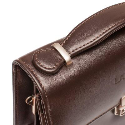 Мужская барсетка Lakestone Foxcote Brown
