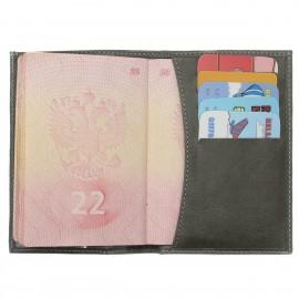Обложка на паспорт RELS Mall Wild 72 1523