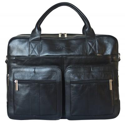 Мужская сумка Monello black (арт. 1016-01)