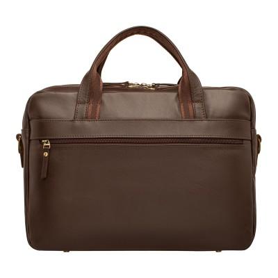 Мужская сумка из кожи Astell Brown