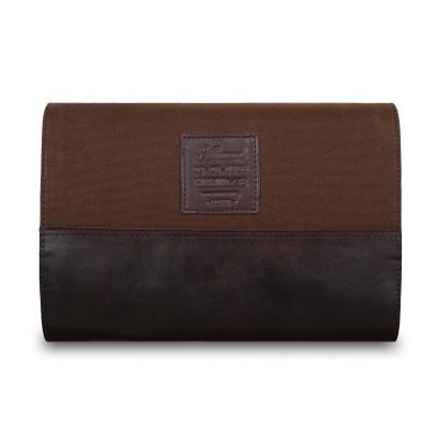 Несессер Ashwood Leather 1338 Brown