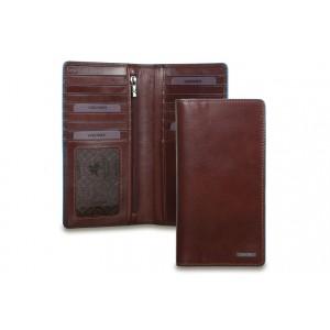 Бумажник  Visconti ALP88 Brown