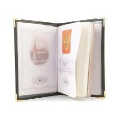 Обложка на паспорт RELS Опра Интер 72 0677
