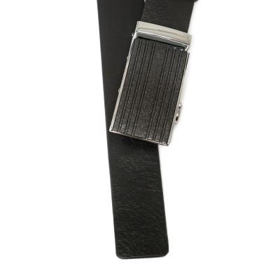 Ремень мужской Flax Black