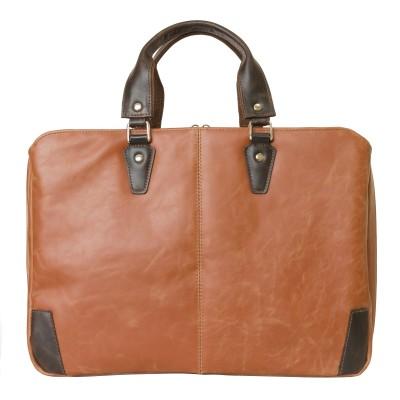 Мужская сумка  Belmonte cognac/brown (арт. 1002-03)