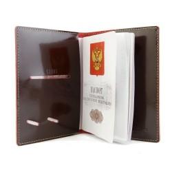 Обложка на паспорт RELS Омега 72 0122