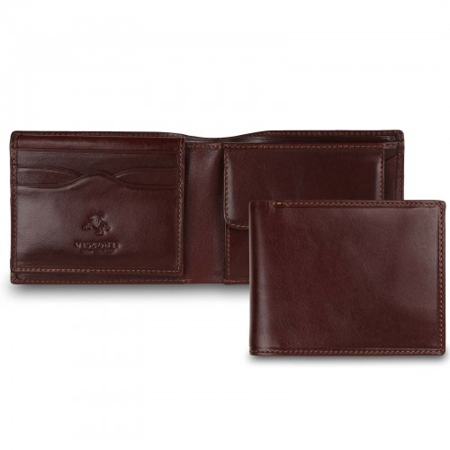 Бумажник Visconti MZ-4 Lazio Brown