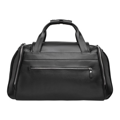Кожаная спортивная сумка Bangor Black