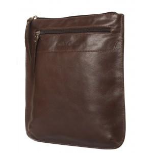 Кожаная мужская сумка Saltara brown (арт. 5021-02)