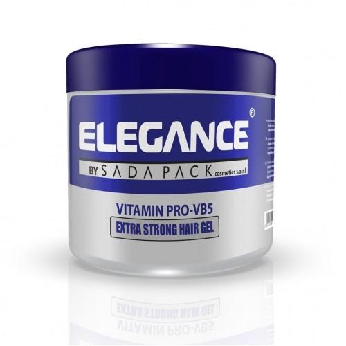 Elegance Extra Strong Hair Gel - Гель для волос Сверхсильная фиксация и защита 500 мл