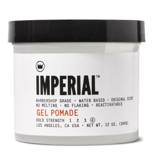Imperial Barber Gel Pomade - Средство для укладки волос 340 мл