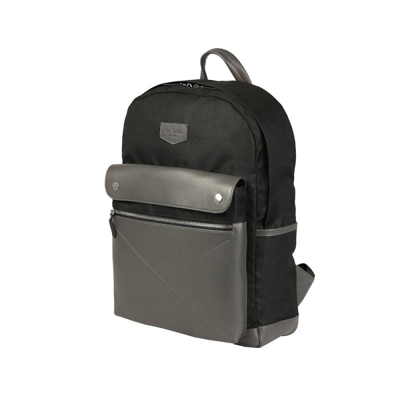 3d6afb875491 Мужской рюкзак Bergen Black/Grey - купить в Москве с доставкой по ...
